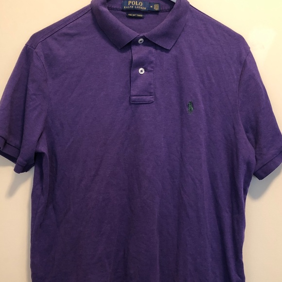 63b5d173 Polo by Ralph Lauren Shirts | Polo Ralph Lauren Pima Soft Touch Mens ...